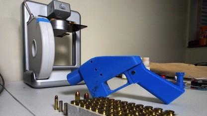 3D-Druck-Waffe Liberator: Menschen dabei helfen, zu fragen, wie sie die Welt haben wollen