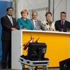 """Polizeigewerkschaft: Drohnen-Aktion über Merkel """"schwere Sicherheitslücke"""""""