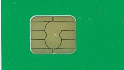 Probleme mit von Chipkarten erzeugten Schlüsseln