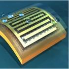 Halbleiter: Funktransistoren aus Graphen für biegsame Geräte