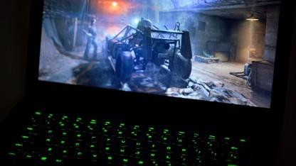 Das Blade 2013, Razers aktuelles Gaming-Ultrabook, im Test
