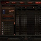 Diablo 3: Auktion beendet