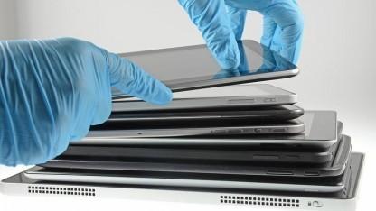 Geplante Obsoleszenz: Tablets lassen sich kaum reparieren