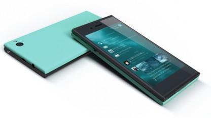 Smartphone mit Sailfish OS