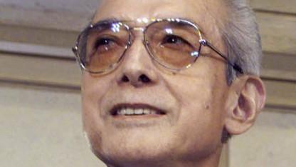 Hiroshi Yamauchi (Bild aus dem Jahr 1999): Computerspiele mobil gemacht