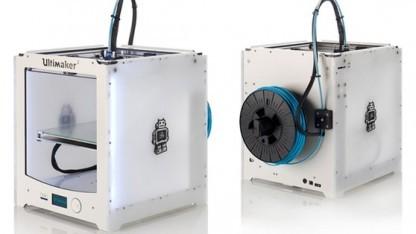 Ultimaker 2: 3D-Drucker mit WLAN-Schnittstelle