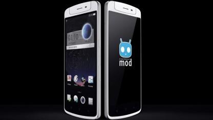 Oppos N1 mit Cyanogenmod erscheint am 24. Dezember 2013.