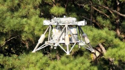 Mighty Eagle: Prüfstand für robotische Landfahrzeuge