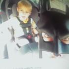 Batdad: Familienvater als Batman wird zum viralen Clip