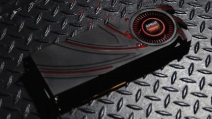 Die Radeon R9 290X im Referenzdesign