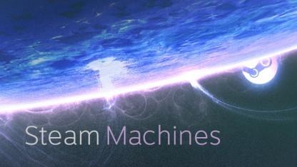 Verschiedene Steam-Gaming-Maschinen erscheinen 2014.