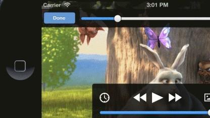 Der VLC-Player 2.1.0.