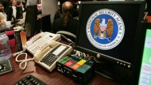 Arbeitsplatz in der NSA-Zentrale in Ford Meade/Maryland