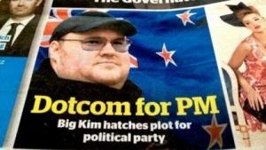 Neuseeland: Kim Dotcom gründet politische Partei