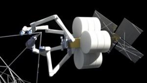 Raumfahrt: Spider Fab soll Raumschiffteile im All drucken