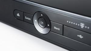 Auch die Set-Top-Box für Entertain bietet Zugang zu Video-on-Demand.