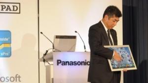 Das neue Toughpad von Panasonic mit 4K-Auflösung