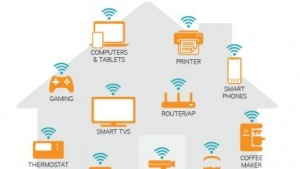 Power over Wi-Fi (Symbolbild): Strom gibt es nur bei Datenübertragung