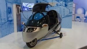 Monotracer MTE 150 Electric: schnellstes Elektrofahrzeug der Welt mit Straßenzulassung