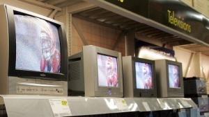 Ältere Fernseher