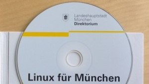 Die Stadt München verteilt kostenlose Installations-CDs mit Ubuntu 12.04.