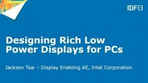 Displayport: Sparsamere Displays dank Windows 8.1 und Intels Broadwell