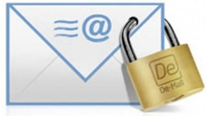 De-Mail bietet nur mangelhafte Verschlüsselung.