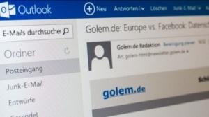 Outlook.com unterstützt TLS und PFS.