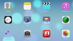 Neue Hintergründe für iOS 7