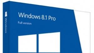 Retailverpackung von Windows 8.1