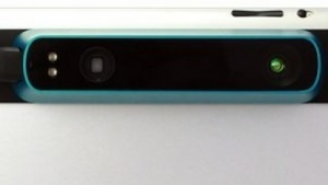 Structure Sensor: Halterung für verschiedene iPad-Modelle
