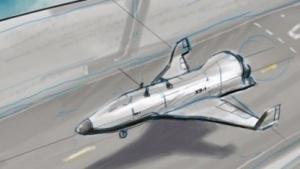 Experimental Spaceplane: keine spezielle Infrastruktur, kleine Mannschaft