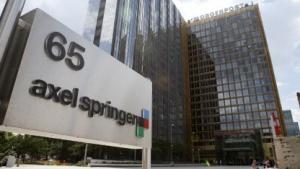 """Axel-Springer Hauptsitz in Berlin: """"Ein Geschenk an Springer"""""""