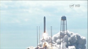 Orbital Sciences: Raumfähre Cygnus fliegt zur ISS