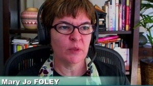 Mary Jo Foley in Windows Weekly