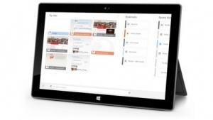 Firefox für Windows 8 Touch Beta