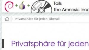 Tails 0.20.1 behebt zahlreiche Schwachstellen.