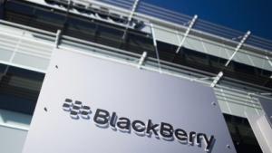 Fairfax Financial bietet 9 Cent pro Blackberry-Aktie.