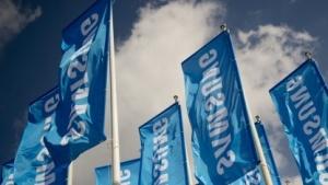 Samsung muss knapp 250.000 Euro Strafe zahlen.