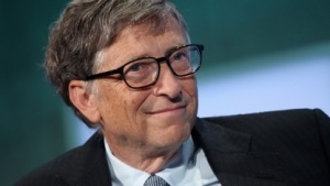 Bill Gates am 24. September 2013 in New York