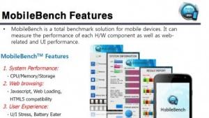 Funktionen des Mobilebench für Endanwender