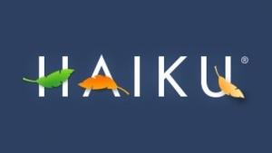 Haiku nutzt künftig ein Bootsystem ohne Shell-Skripte.