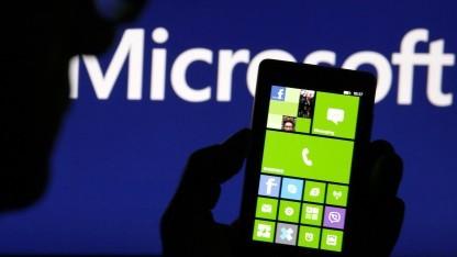 Der Abstand zwischen iOS und Windows Phone hat sich weiter verringert.