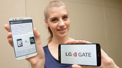 LG hat eine eigene Sicherheitssoftware für Android vorgestellt.