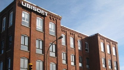 Ubisoft-Studio in Kanada