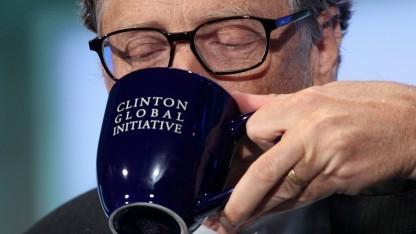 Bill Gates am 24. September 2013 in New York
