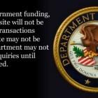 Shutdown: Websites der US-Regierung sind schwarz