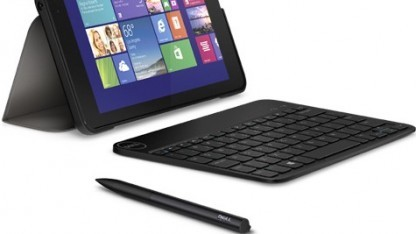 dell venue vier intel tablets mit windows 8 1 und android. Black Bedroom Furniture Sets. Home Design Ideas