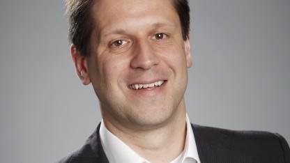 Dennis van Schie, Leiter der Marketing-Abteilung bei Sony Mobile