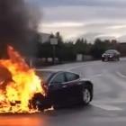 Brandgefahr: Akku mit eingebautem Feuerlöscher